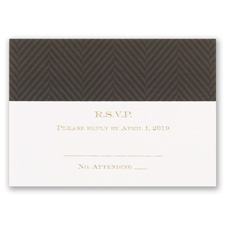Truly Distinguished - Response Card