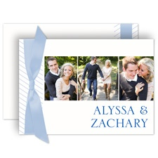 Beautiful Display Wedding Invitation