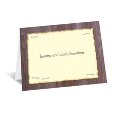 Your Brand - Note Card and Envelope
