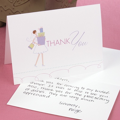 Wedding Thank You Cards Amp Notes