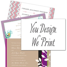 You Design, We Print 5