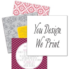 You Design, We Print - 5 1/2
