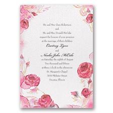 Disney - Briar Rose Invitation - Aurora