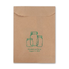 Choose Your Design - Kraft Favor Bag