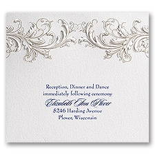 Disney - Golden Fairy Tale Reception Card