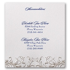 Disney - Golden Fairy Tale Accommodations Card