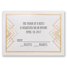 Decadence - Response Card
