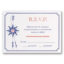 Seafaring Love - Response Card