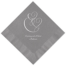 Pewter Dinner Napkin