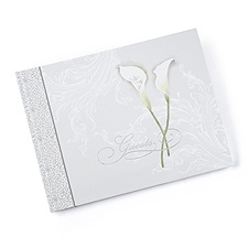 Lovely Lilies Guest Book