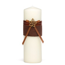 Fall Charm Unity Candle