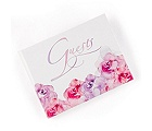 Watercolor Roses Guest Book