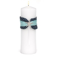 Treasures from the Sea Unity Candle - Ariel