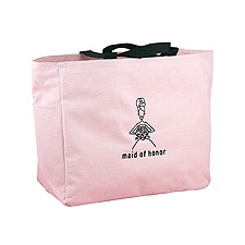 Pink Maid of Honor's Tote Bag