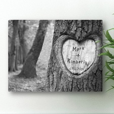 Tree of Love Keepsake Canvas
