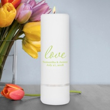 Amore Unity Candle