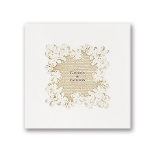 Lace Finish - Dinner Napkin