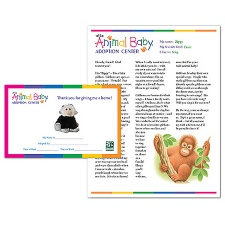 Adopt a Baby Gibbon