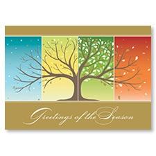 Seasons of Splendor Card Card