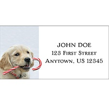 Christmas Treat Address Labels