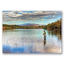 Quiet Solitude Card