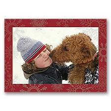 Winter Kiss Card