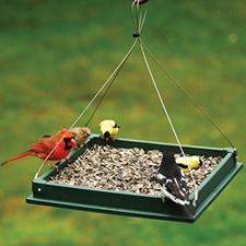 Hanging Platform Feeder