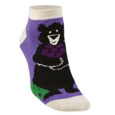 Huckle Beary Slipper Socks