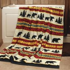 Bear Adventure Towel