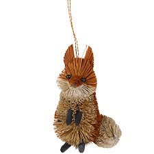 Fox Buri Ornament