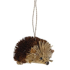 Hedgehog Buri Ornament