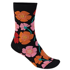 Wildflower Socks