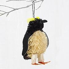 Penguin Buri Ornament