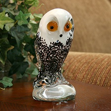 Owl Paperweight
