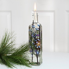 Berry Fern Eco Oil Lamp