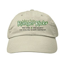 Advice from Ranger Rick Tan Cap