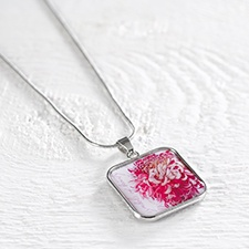 Birthday Flower Necklace - November