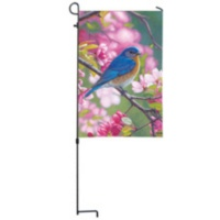 Bluebird Collection Flag
