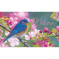 Bluebird Collection Mat