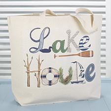 Lake House Tote