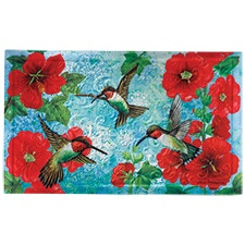 Hummingbird Flight Mat