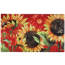 Sunflower Patch Mat