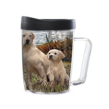 Yellow Lab Travel Mug