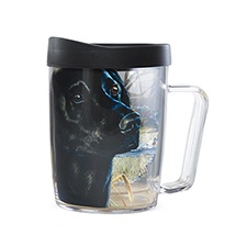 Black Lab Travel Mug