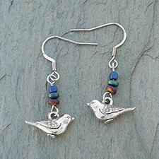 Bird Love Earrings