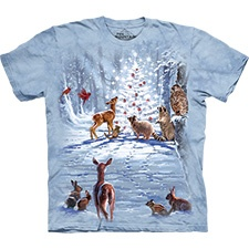 Forest Friends Christmas Tee