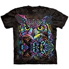 Russo Owl Tee