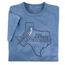 Texas Northern Mockingbird Tee