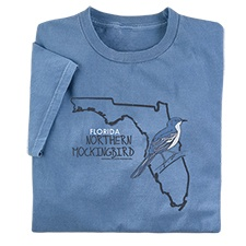 Florida Northern Mockingbird Tee
