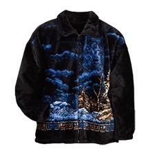 Mystic Wolf Jacket
